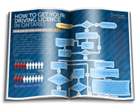 Driving Licence in Ontario Infographic thumbnail