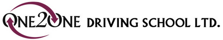 121 Driving School logo