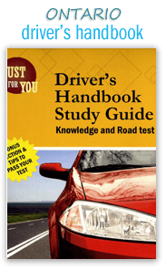 Ontario G1 Handbook