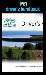 Prince Edward Island Drivers Handbook Online